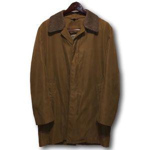 Johnson and Murphy's men's overcoats. Size medium.